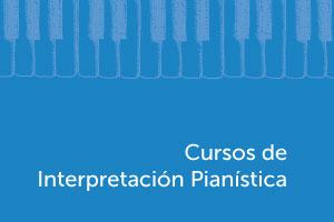 Cursos de Interpretación Pianística