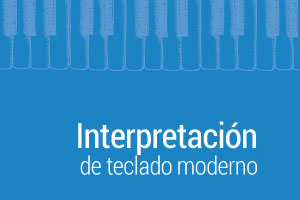 Interpretación de teclado moderno (Pop & Rock)